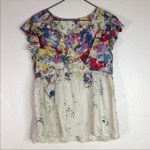 Anthropologie Edme & Esyllte Blouse
